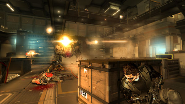 Deus Ex: Human Revolution screenshot 4