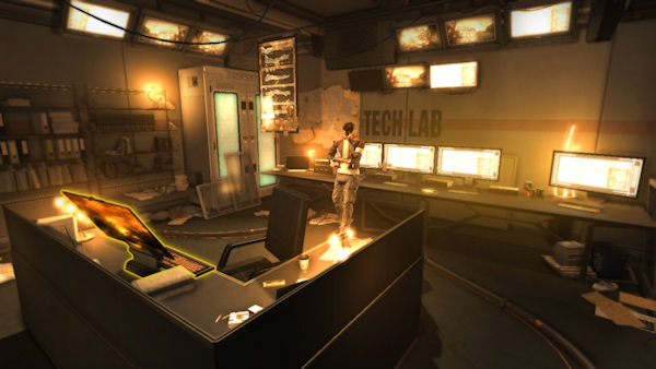 Deus Ex: Human Revolution screenshot 9