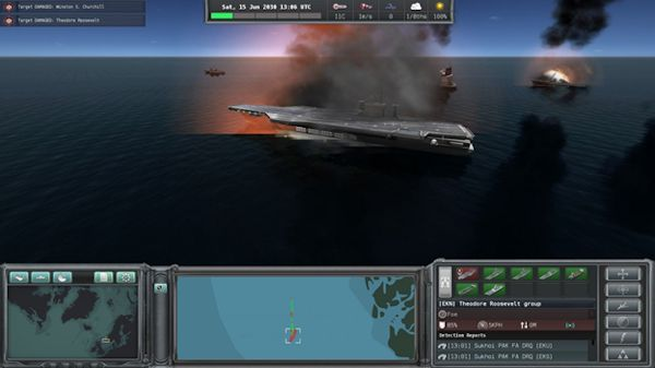 Naval War: Arctic Circle screenshot 7