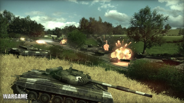 Wargame: European Escalation screenshot 7