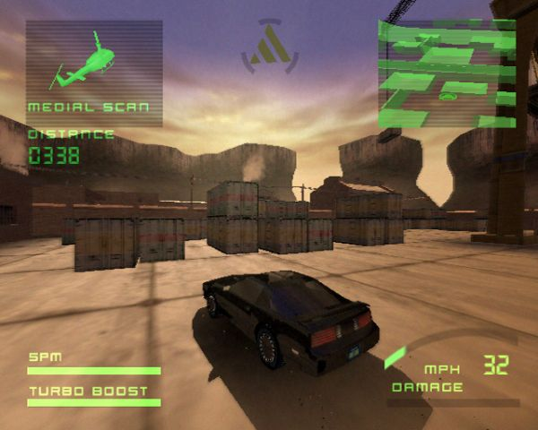 Download Knight Rider 1 Game Full Version