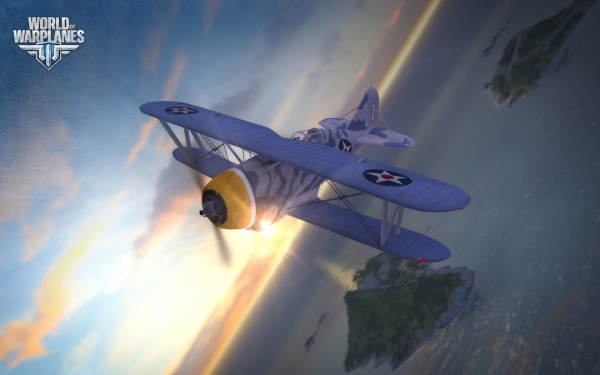 World of Warplanes screenshot 12