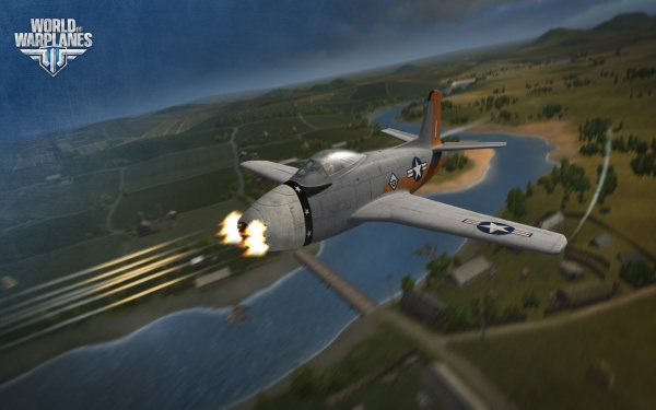 World of Warplanes screenshot 14