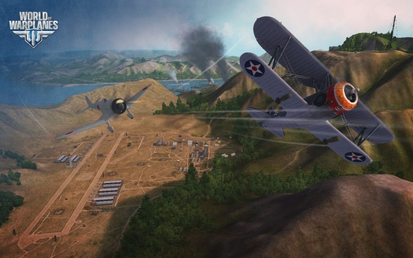World of Warplanes screenshot 22