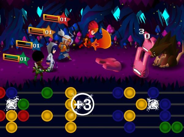 Dungeon Hearts screenshot 1