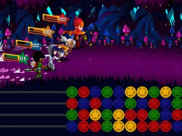 Dungeon Hearts screenshot 2