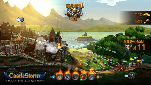 CastleStorm screenshot 3