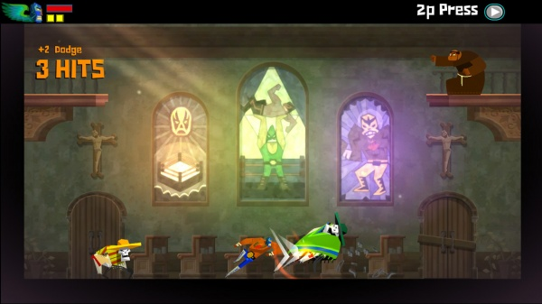 Guacamelee! Gold Edition screenshot 2