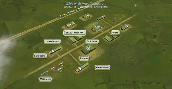 Sid Meier's Ace Patrol screenshot 2