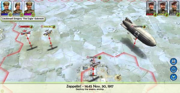 Sid Meier's Ace Patrol screenshot 4