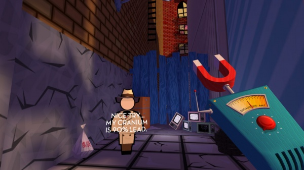 Jazzpunk screenshot 2