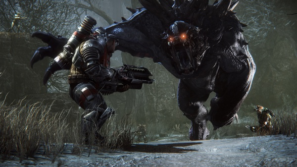 Play Evolve for free this weekend