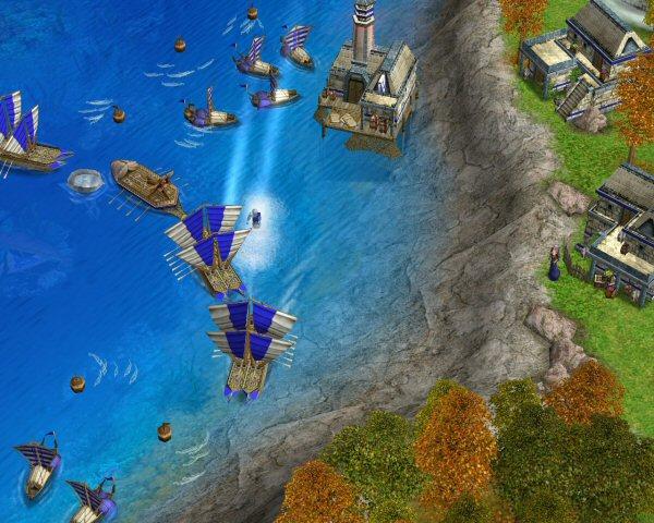 Atlantean fleet