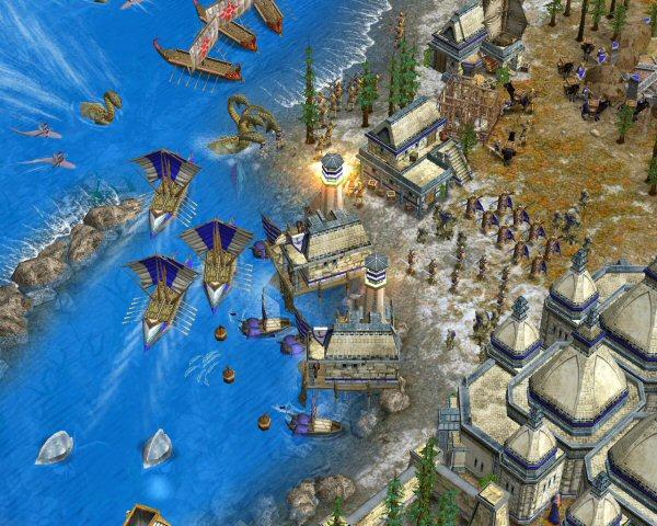 Atlanteans versus Greeks