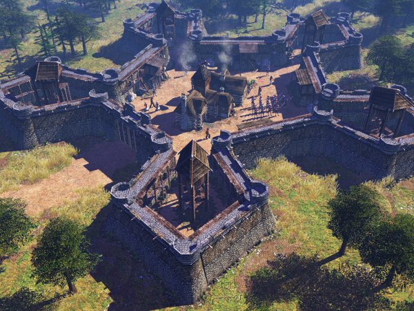 Age of Empires III Screenshot 11 - PC - The Gamers' Temple Pictures Of Empires