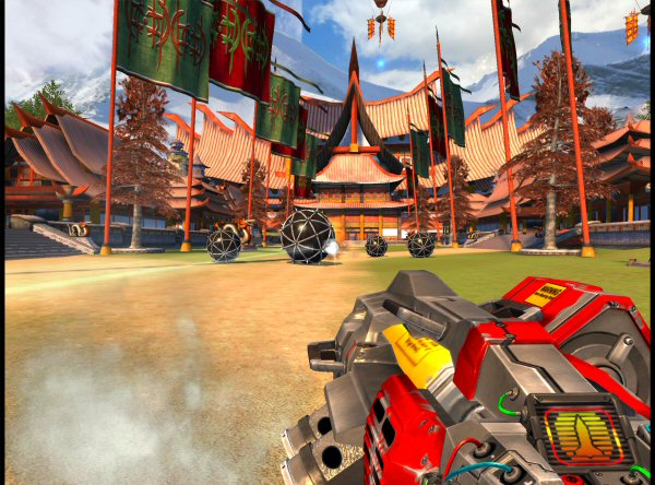 Serious sam 2 - screenshot 5 abcgamessk