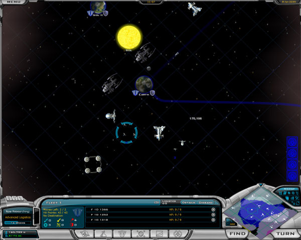 Galactic civilizations ii: endless universe is a stand-alone turn-based strategy 6 nov 2008