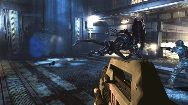 Aliens: Colonial Marines screenshot 5