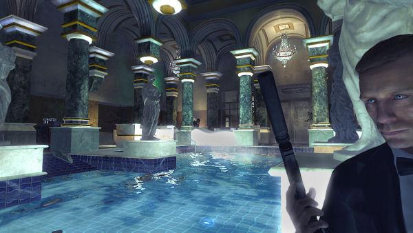 Casino pool
