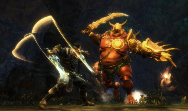 Kingdoms of Amalur: Reckoning screenshot 13