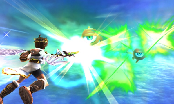 Kid Icarus: Uprising screenshot 41