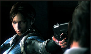 Resident Evil: Revelations screenshot 1
