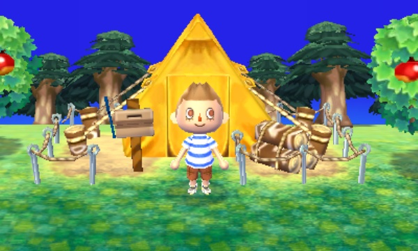 Animal Crossing: New Leaf screenshot 14