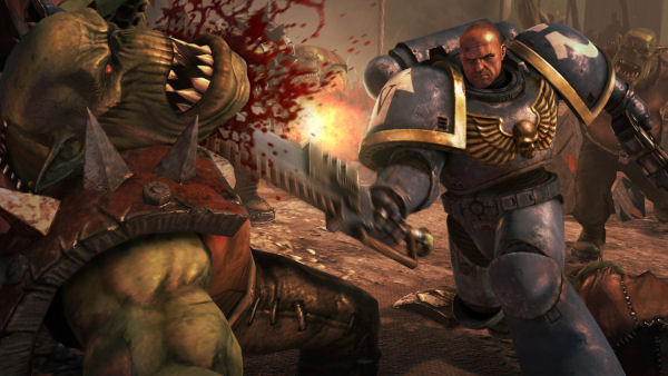 Warhammer 40,000 Space Marine screenshot 2