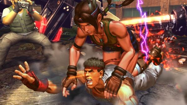 Street Fighter X Tekken screenshot 3