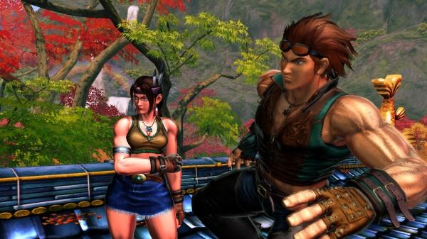 Street Fighter X Tekken screenshot 4