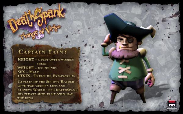 Captain Taint