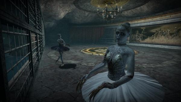Rise of Nightmares screenshot 1