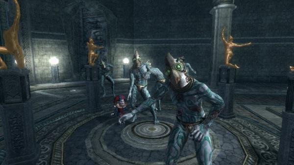 Rise of Nightmares screenshot 2