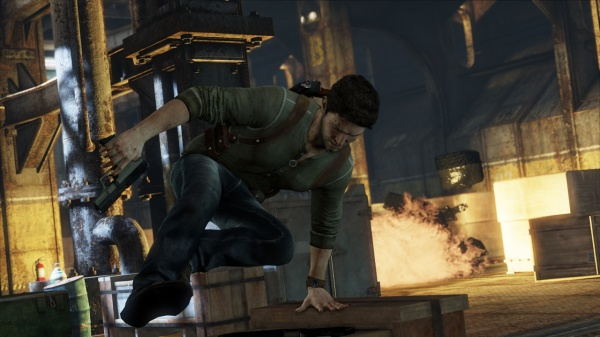 Uncharted 3: Drake's Deception screenshot 1