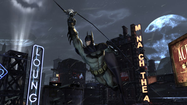 Batman: Arkham City screenshot 1