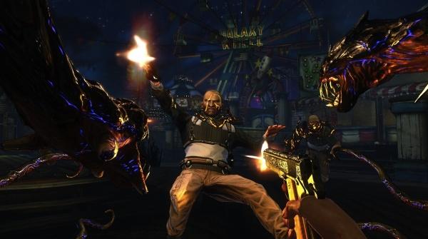 The Darkness II screenshot 3