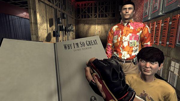 Duke Nukem Forever screenshot 2