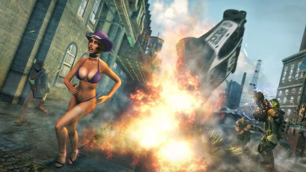 Saints Row: The Third screenshot 3