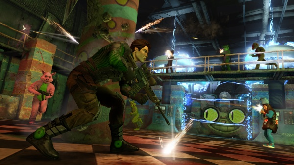 Saints Row: The Third screenshot 29