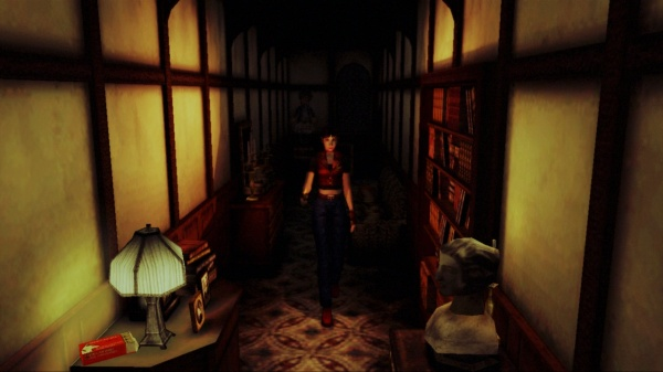 Resident Evil Code: Veronica X screenshot 1