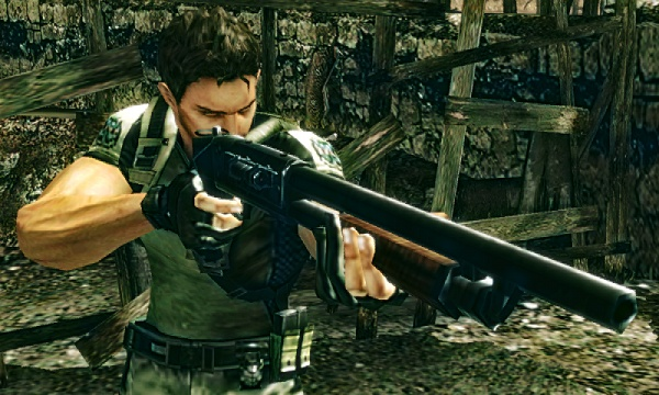 Resident Evil: The Mercenaries 3D screenshot 5