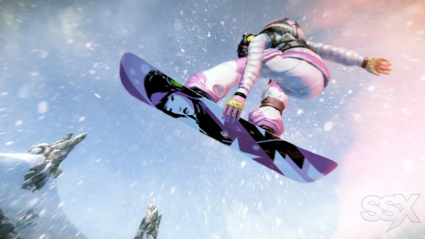 SSX screenshot 1