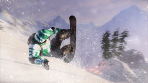 SSX screenshot 5