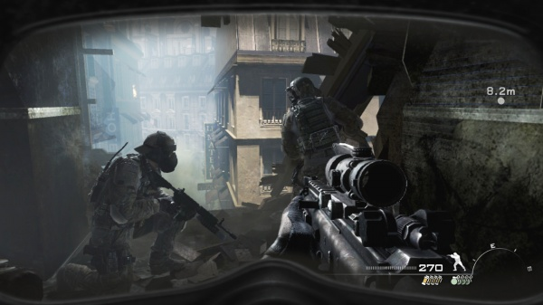Call of Duty: Modern Warfare 3 screenshot 8