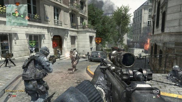 Call of Duty: Modern Warfare 3 screenshot 11