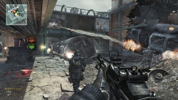 Call of Duty: Modern Warfare 3 screenshot 12