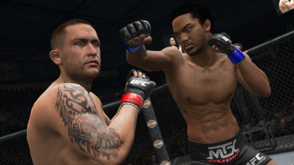UFC Undisputed 3 screenshot 53