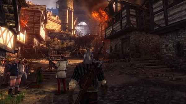 The Witcher 2: Assassins of Kings screenshot 1