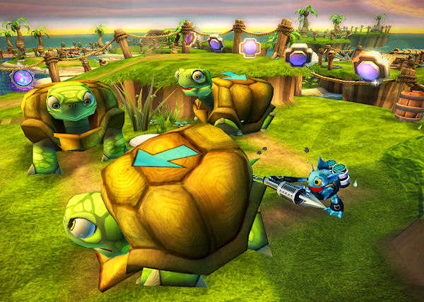 Skylanders Spyro's Adventure screenshot 9