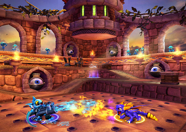 Skylanders Spyro's Adventure screenshot 13